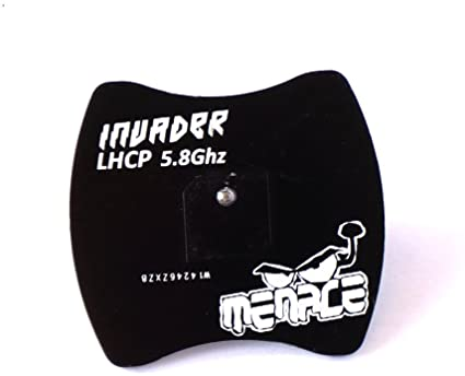 Menace RC Invader 5.8GHz Patch Antenna (SMA / LHCP)