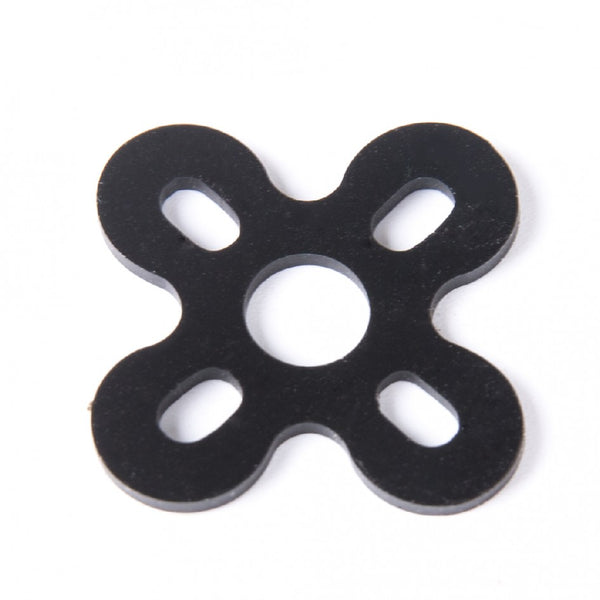 Motor Soft Mount Silicone Pads (Black - 4pc/bag) | RC-N-Go
