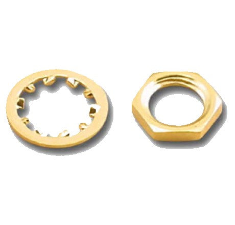 VTX Nuts and Washers for SMA Female Connector (2 Pairs)