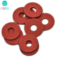 M3 Insulation Washers (10pcs) (Red) | RC-N-Go