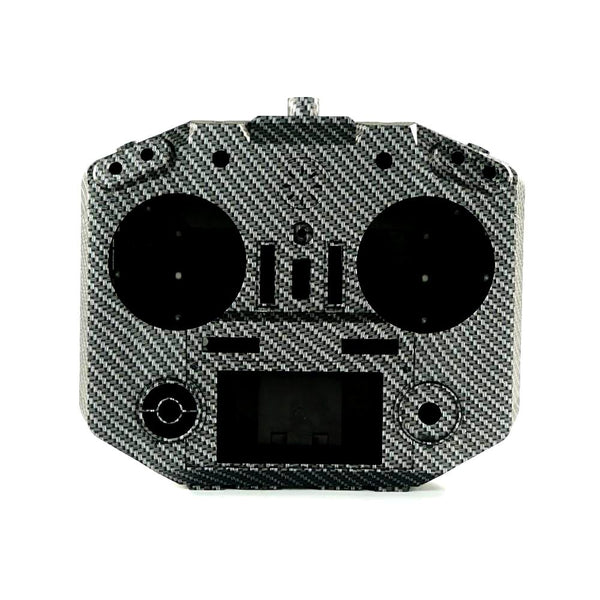 FrSky Taranis Q X7 / Q X7S Carbon Fiber Replacement Shells | RC-N-Go