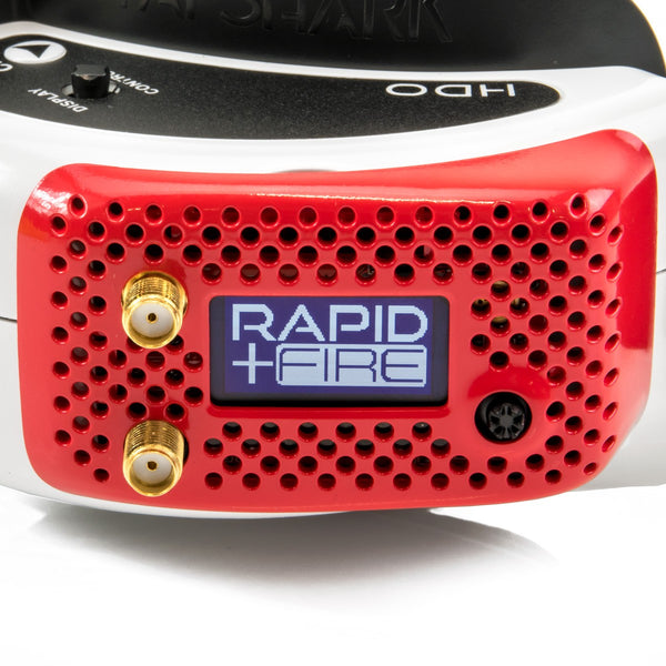 ImmersionRC rapidFIRE w/ Analog PLUS Goggle Receiver Module | RC-N-Go