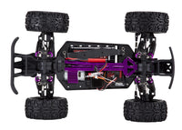 RedCat 1/10 Volcano EPX 4WD Electric Monster Truck (Brushed / Red or Blue / RTR) | RC-N-Go