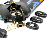 RMRC Recruit V2 Stealth Black EPP Wing (PNP) | RC-N-Go