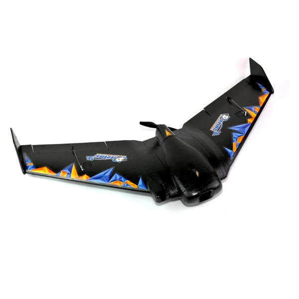 RMRC Recruit V2 Stealth Black Wing (EPP / 900mm / PNP) | RC-N-Go