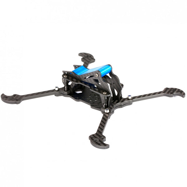 iFlight Team Edition TAU-H5.5 225mm Frame (Blue) - rc-n-go
