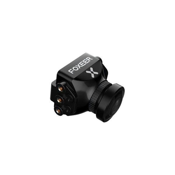 Foxeer Toothless 2 Mini FPV Camera (1200TVL / Starlight 1.7mm Lens / Black)