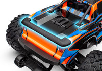Traxxas 1/10 Maxx 4WD Electric Monster Truck (Brushless / ARR / Blue) | RC-N-Go