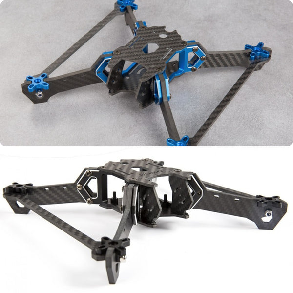 "iFlight Vertigo VX5 Vertical Carbon Fiber Frame Kit (5"" - 210mm) 