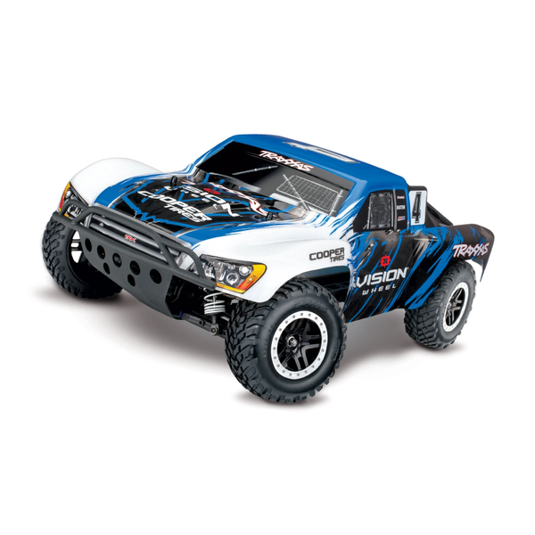 Traxxas 1/10 Slash VXL 4WD Electric Short-Course RC Truck (Brushless / ARR / Vision Kincaid) | RC-N-Go