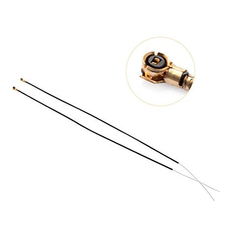 "FrSky ""IPEX4"" Spare Antennas for XM,  XM+, R-XSR, X4RSB (10cm or 15cm / 1 pair)"