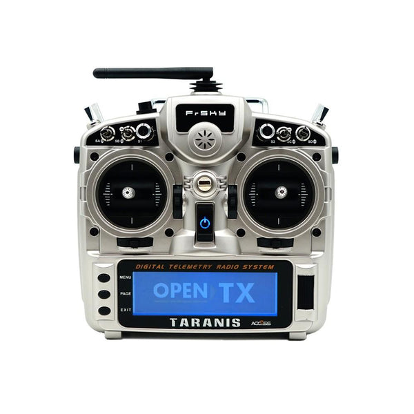 FrSky Taranis X9D Plus Radio Transmitter (2019 Version) + Eva Bag | RC-N-Go