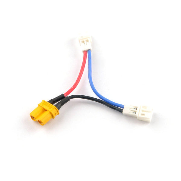 XT30 (Female) to JST-PH 2.0 (Male) Double 2-Pin Adapter | RC-N-Go