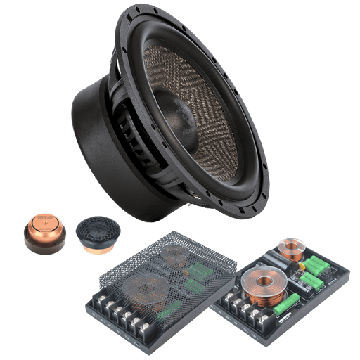 GZUC 650SQ2 (Sound Quality Components)