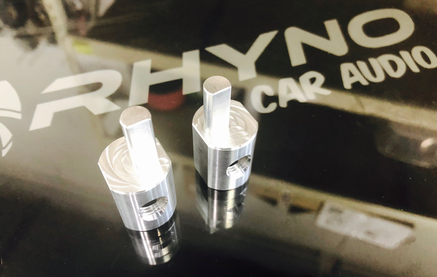 RHYNO 1/0 to 4 Gauge Input Adapter