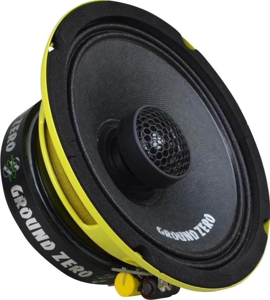 GZCF 6.5SPL Coaxial (Weather Treated)