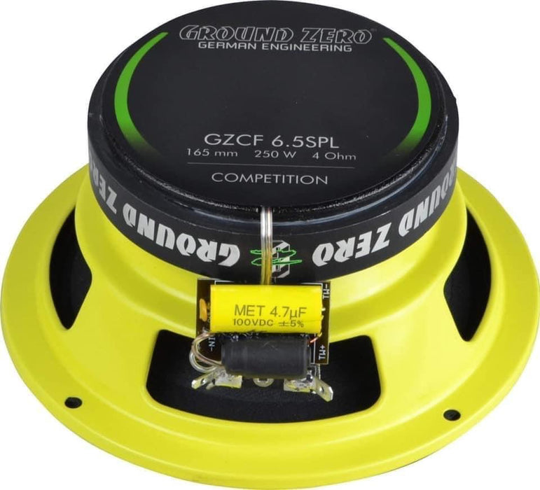 GZCF 6.5SPL Coaxial (Weather Treated) OUT OF STOCK