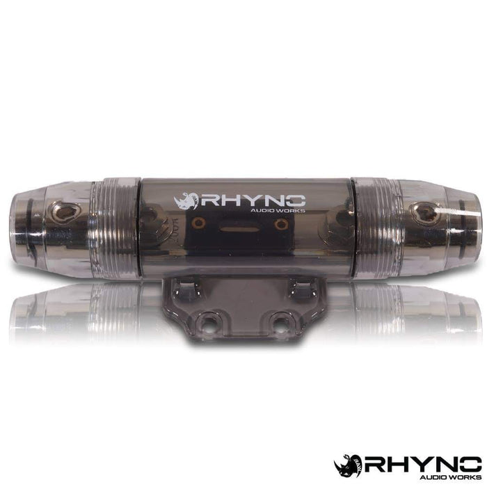 RHYNO 1/0 ANL Barrel Style Fuse Holder