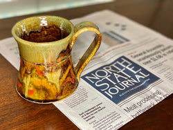 1 Year of North State Journal + Free Pottery Mug