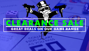 Games on Clearance Sale