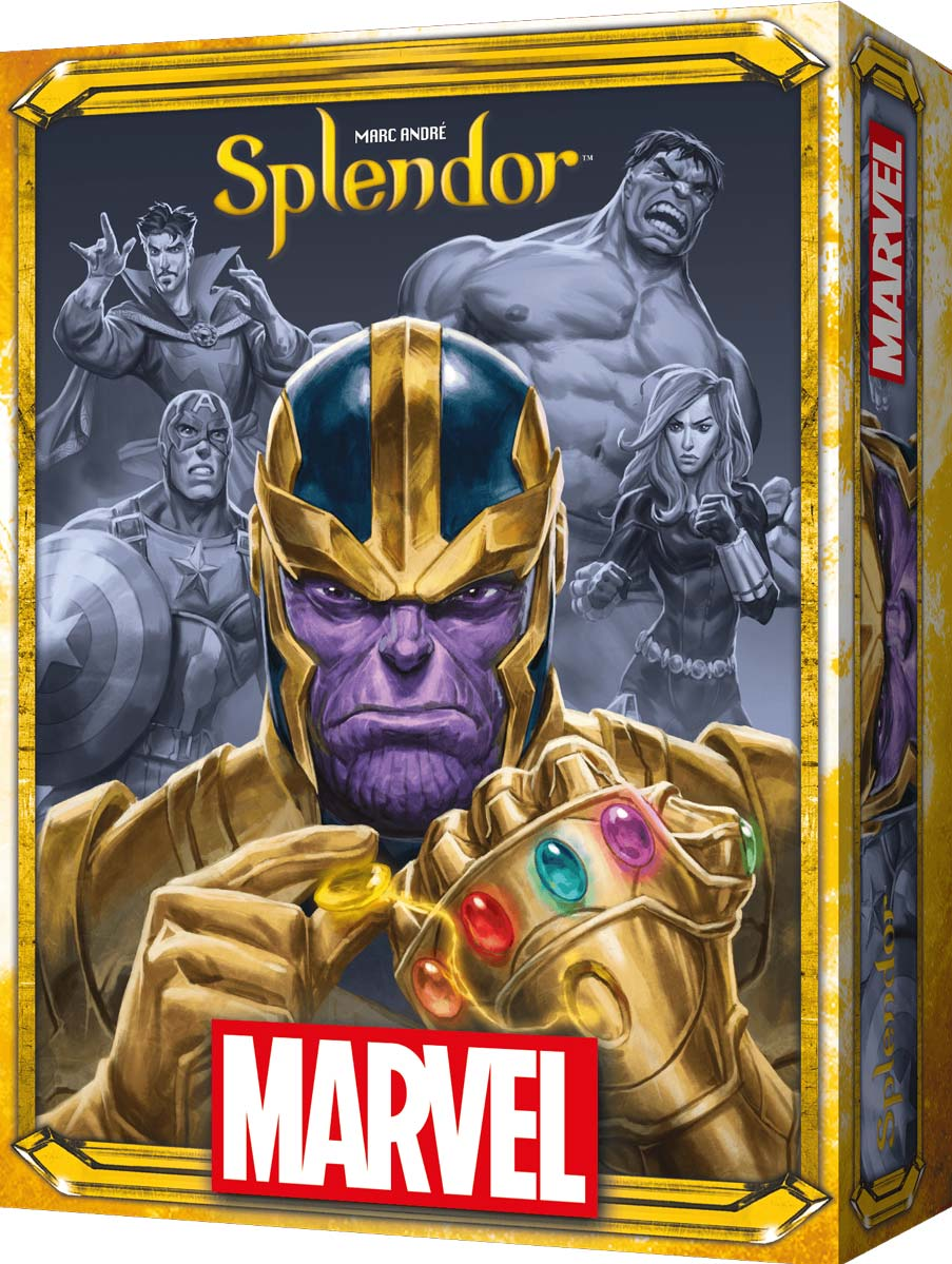 Splendor Marvel-Marvel-Game Kings