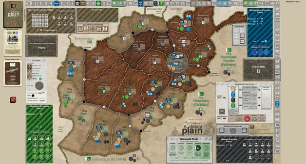 A Distant Plain-GMT Games-Game Kings