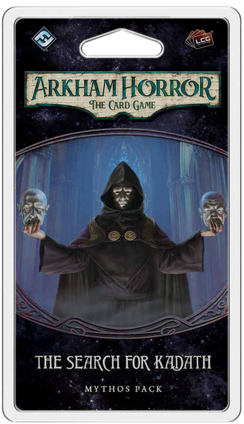 Arkham Horror LCG - The Search for Kadath-Fantasy Flight Games-Game Kings