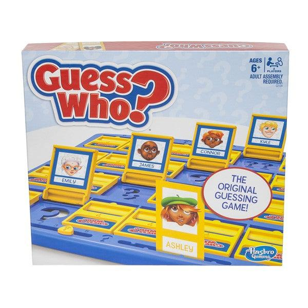 Guess Who-Hasbro-Game Kings