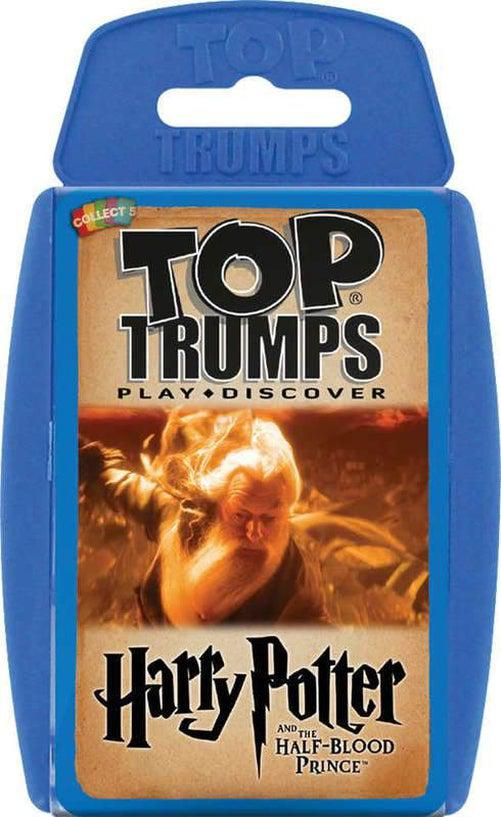 Top Trumps Harry Potter - Half blood Prince-Harry Potter-Game Kings