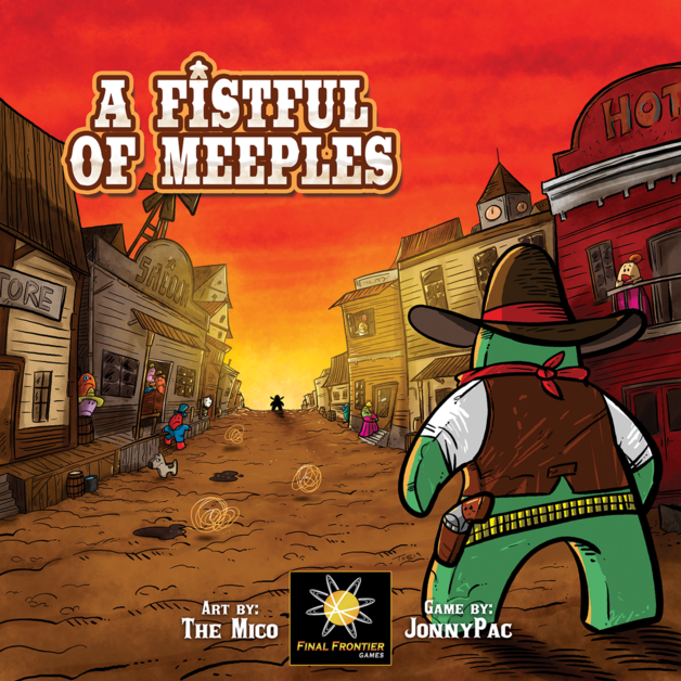 A Fistful of Meeples-Final Frontier-Game Kings