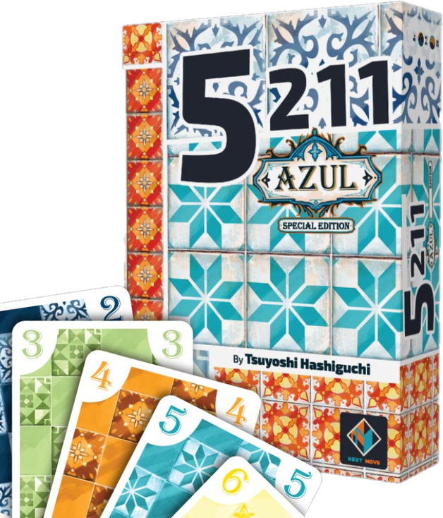 5211 Azul-Next Move Games-Game Kings