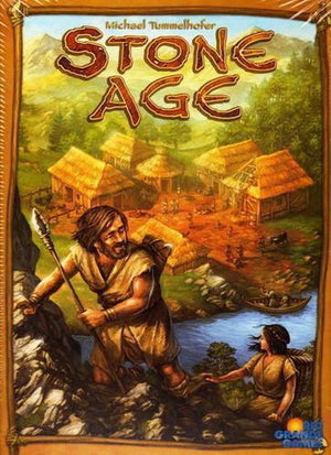 Stone Age-Rio Grande Games-Game Kings