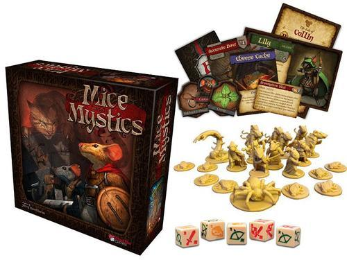 Mice and Mystics: Downwood Tales-Plaid Hat-Game Kings