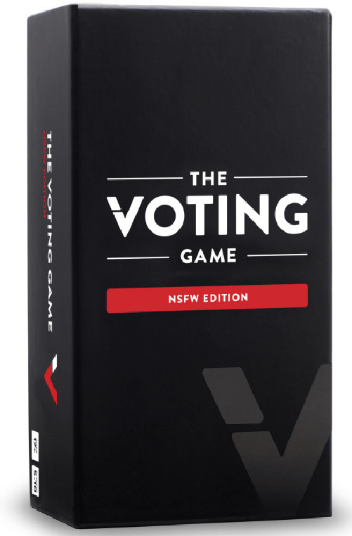 The Voting Game - NSFW Edition-Player Ten Games-Game Kings