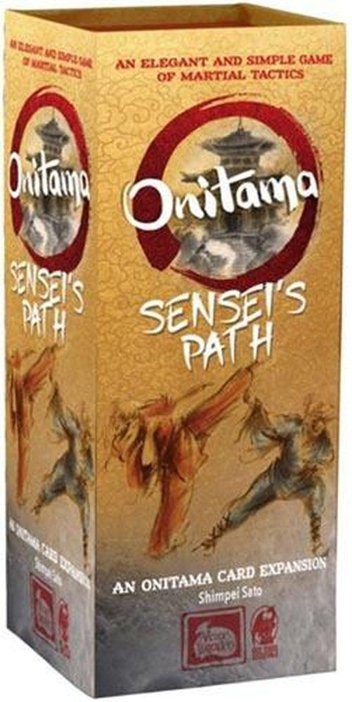 Onitama - Sensei's Path Expansion-Arcane Wonders-Game Kings