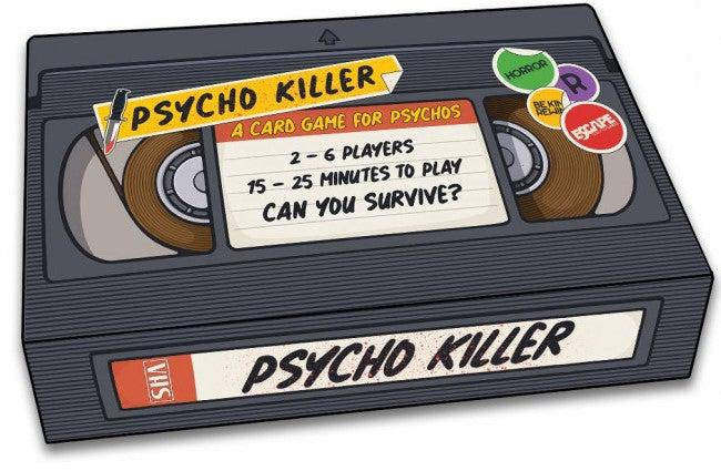 Psycho Killer-Escape Tabletop Games-Game Kings
