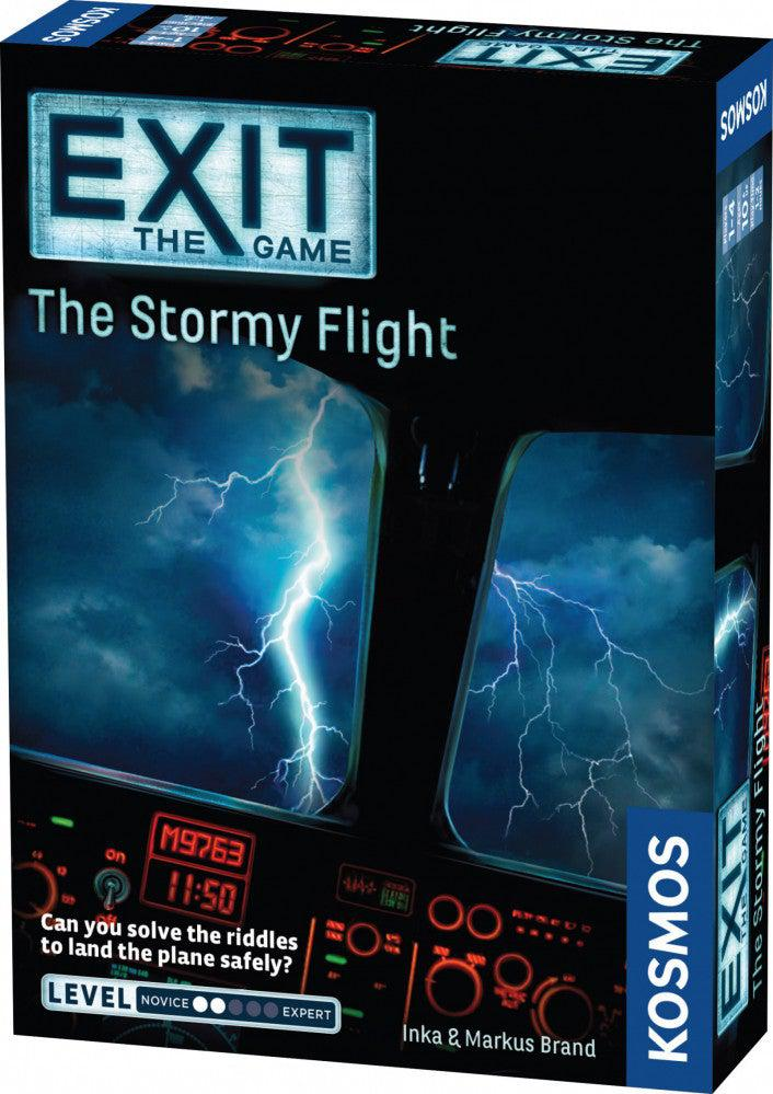 Exit the Game - The Stormy Flight-Kosmos Games-Game Kings