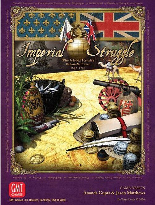 Imperial Struggle-GMT Games-Game Kings