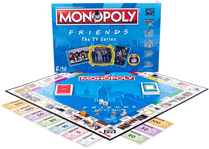 Monopoly - Friends Edition-Hasbro-Game Kings