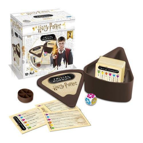 Harry Potter Trivial Pursuit - Volume 2-Hasbro-Game Kings