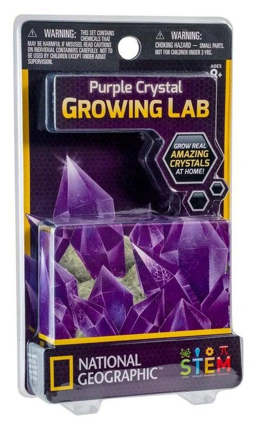 National Geographic - Crystal Grow Powder Purple-National Geographic-Game Kings