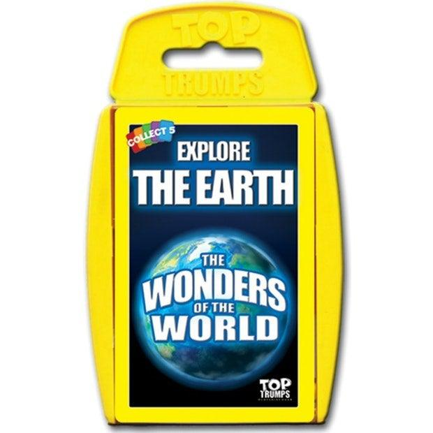 Top Tumps - Wonders of the World-Game Kings-Game Kings