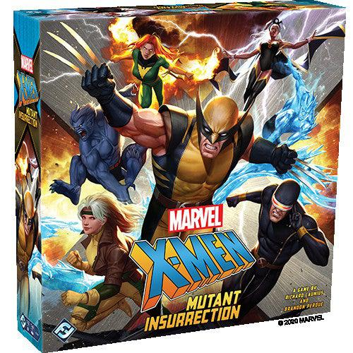Marvel X-Men: Mutant Insurrection-Fantasy Flight Games-Game Kings