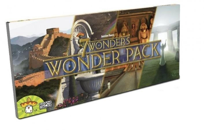 7 Wonders - Wonder Pack Expansion-Asmodee Games-Game Kings