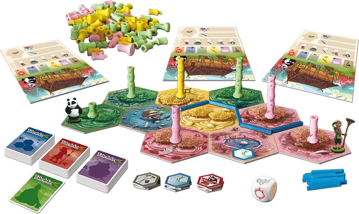 Takenoko-Game Kings-Game Kings