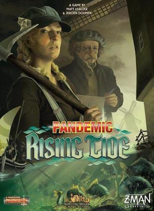 Pandemic - Rising Tide-Z-Man Games-Game Kings