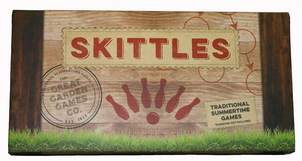 Wooden Skittles-Game Kings-Game Kings
