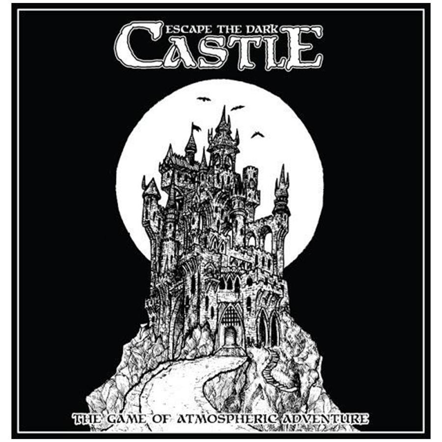 Escape The Dark Castle-Themeborne-Game Kings