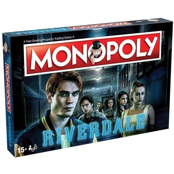 Monopoly - Riverdale Edition-Monopoly-Game Kings
