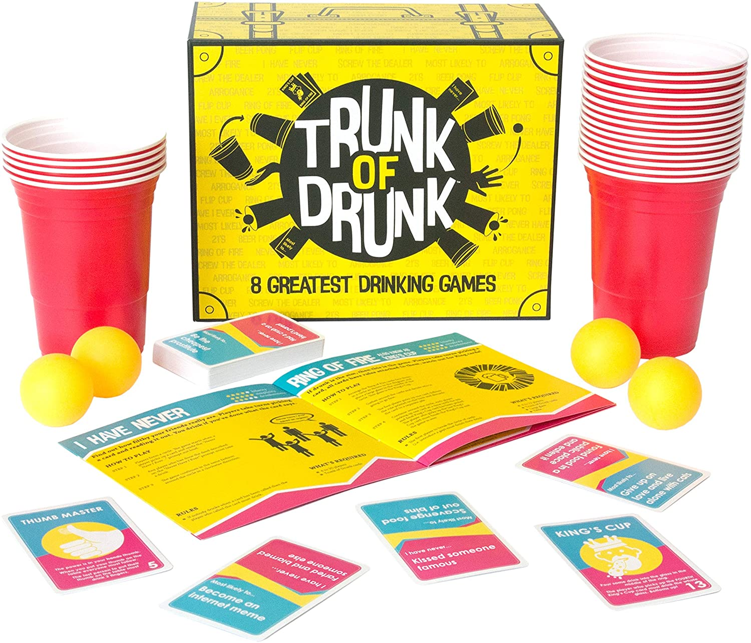 Trunk of Drunk-Gutter Games-Game Kings